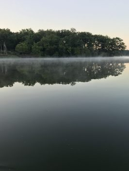 Early morning calm